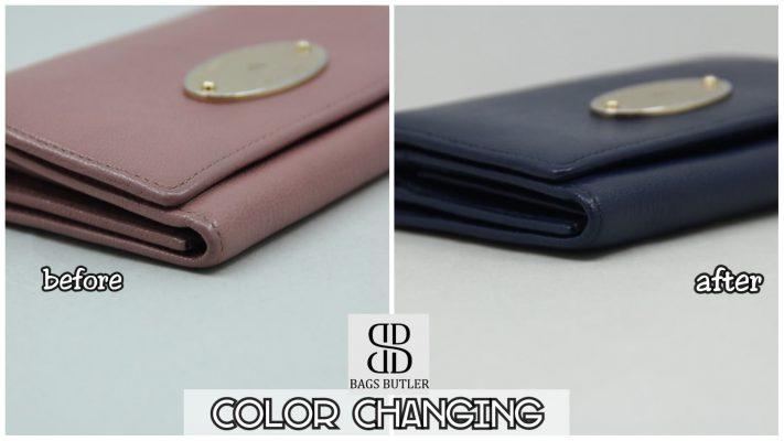 Wallet Color Changing Singapore BagsButler