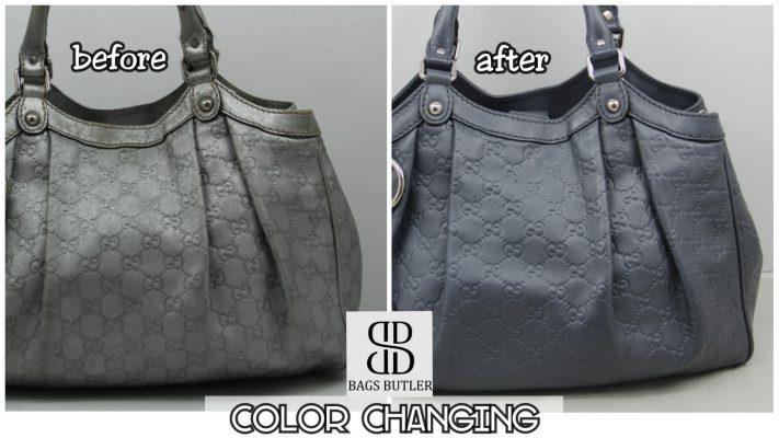 Handbag Color Changing Singapore