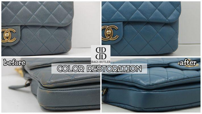 Wallet Color Restoration Singapore Bagsbutler