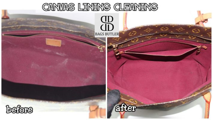 Canvas Cleaning Service Singapore
