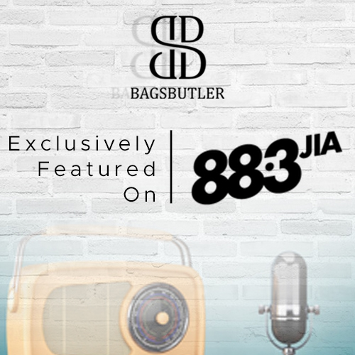 Featured on 883